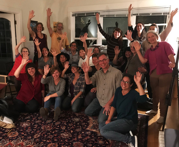 350 Seattle climate justice volunteers