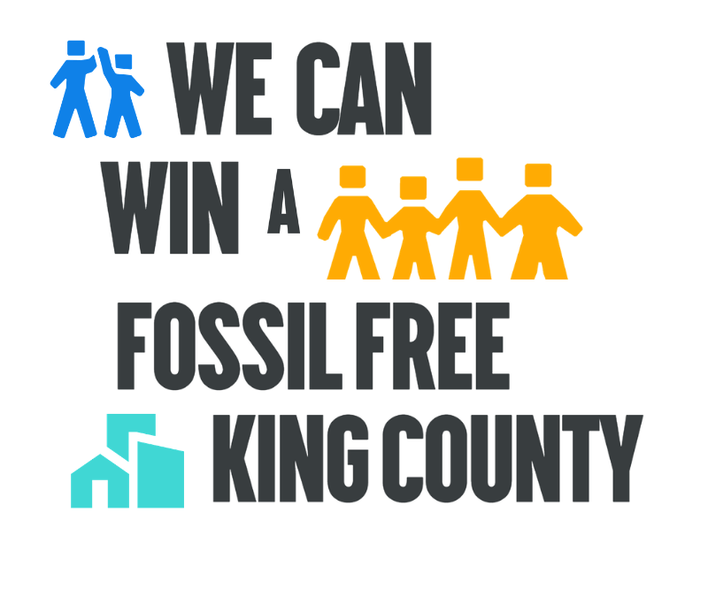 Let's Fight For A Fossil Free KC