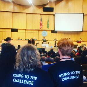 Seattle City Council unanimously adopts Green New Deal resolution