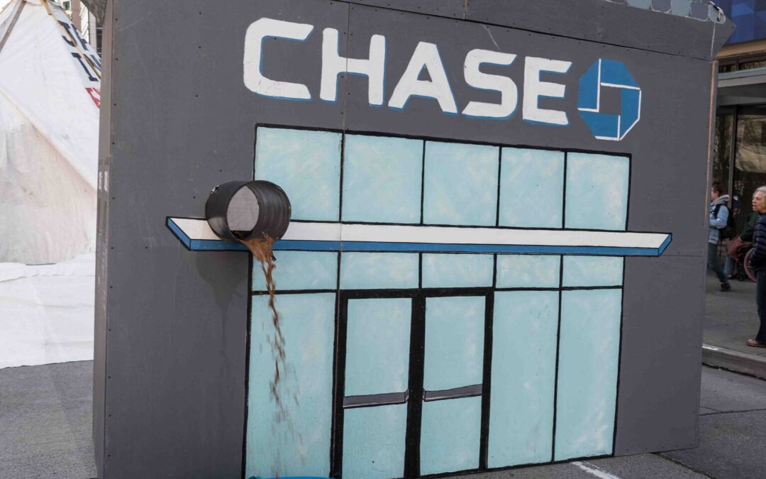 JPMorgan Chase: Not Good Enough. Try Again.
